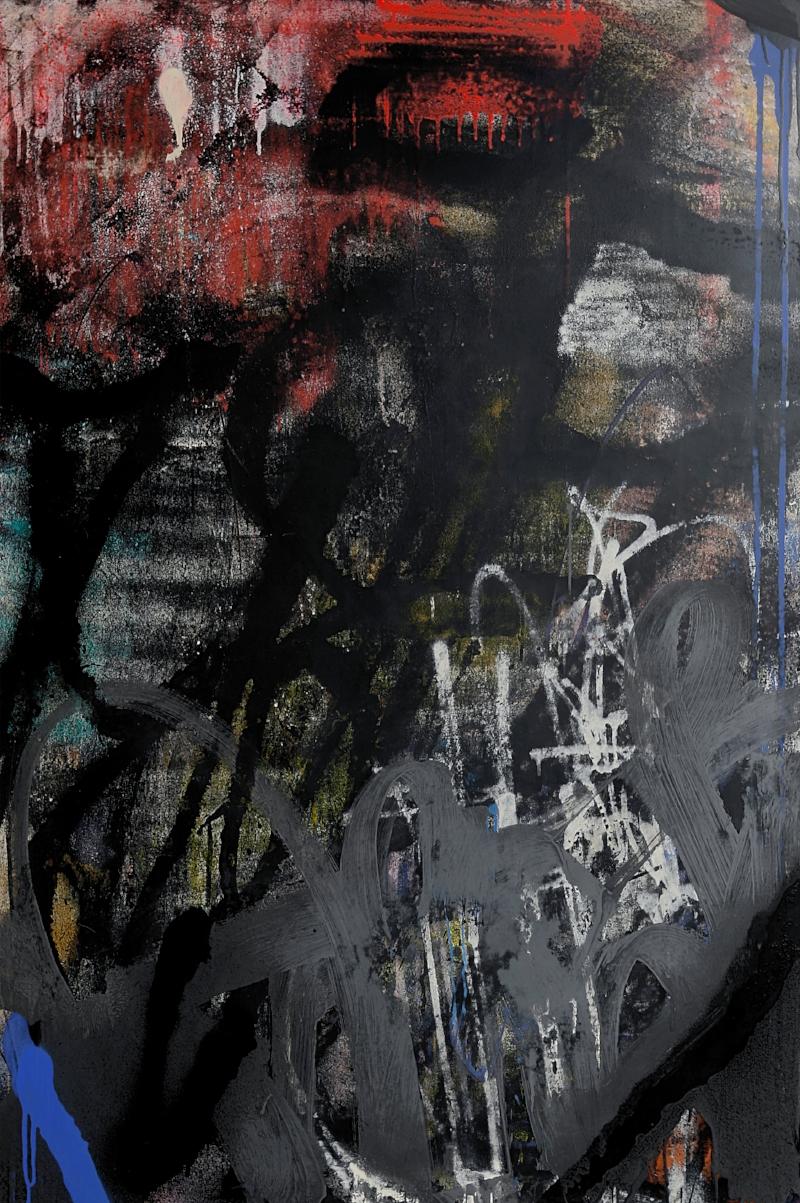 ZESER-Crevices_Acrylique et aérosol sur toile - 150 x 100 cm - 2018.jpg