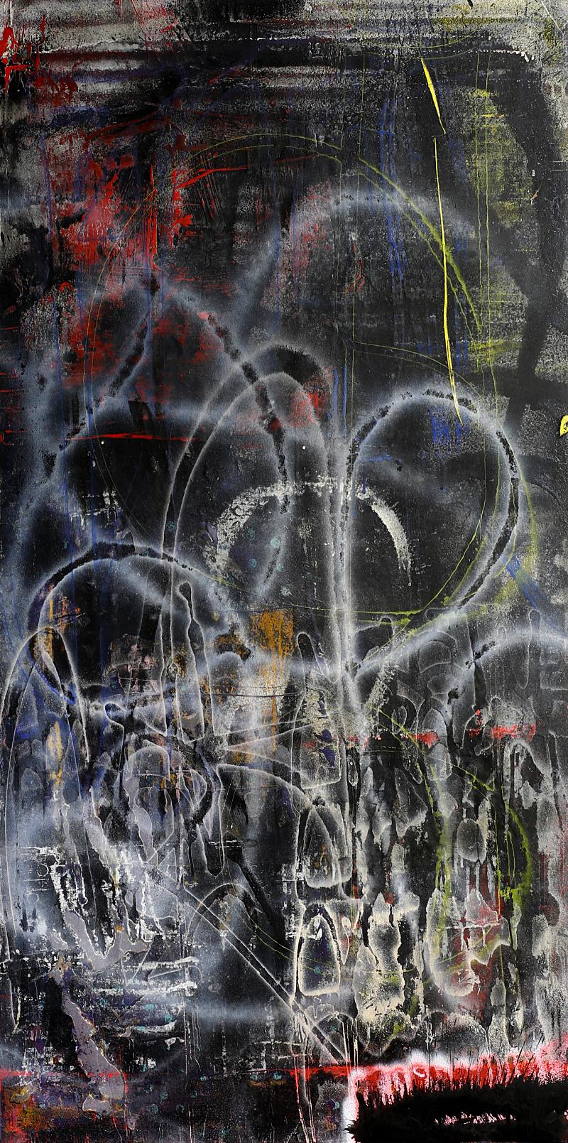 Zeser-Coefficients_Acrylique et aérosol sur toile - 152 x 76 cm - 2018.jpg