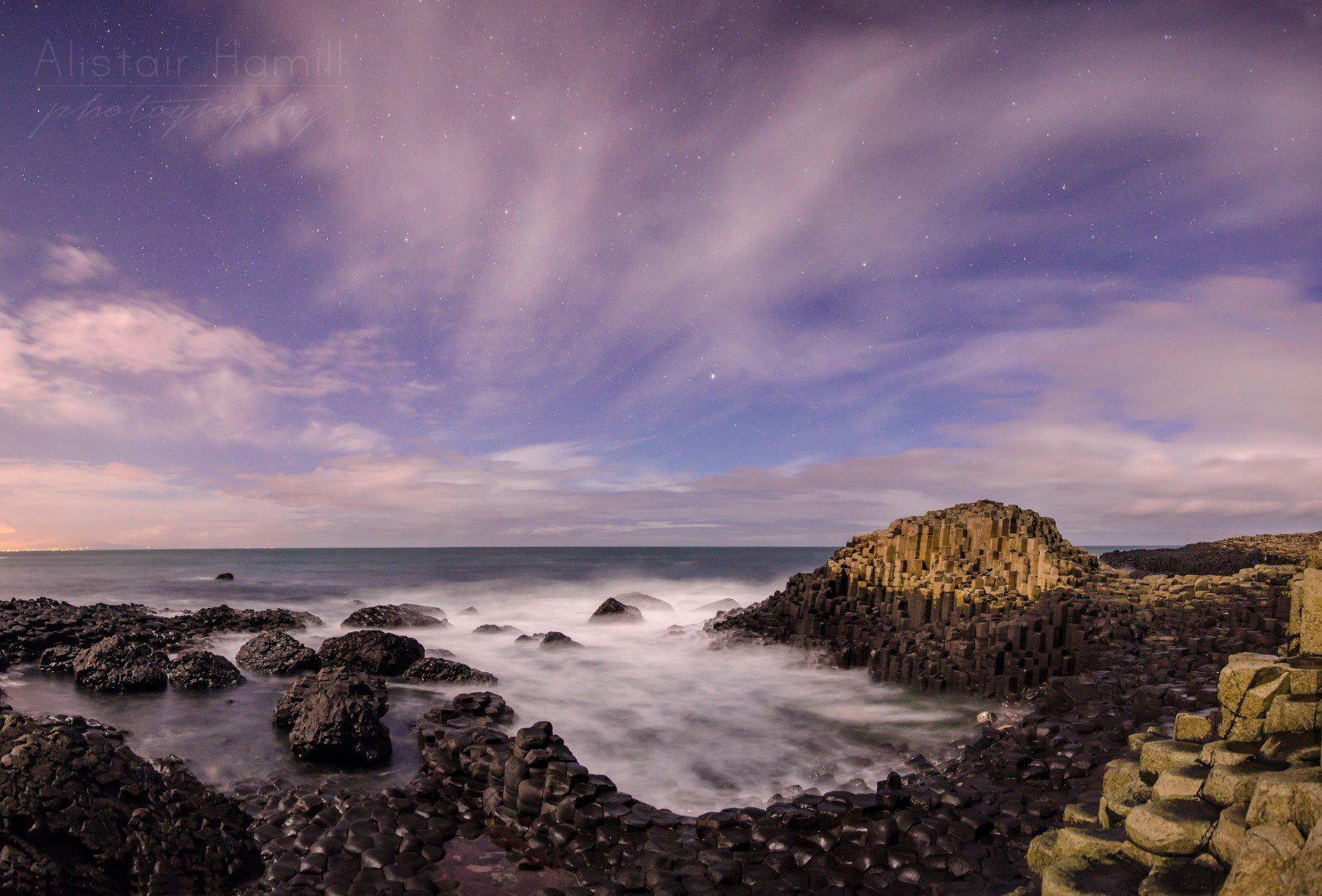 Giant's Causeway by Moonlight GC03