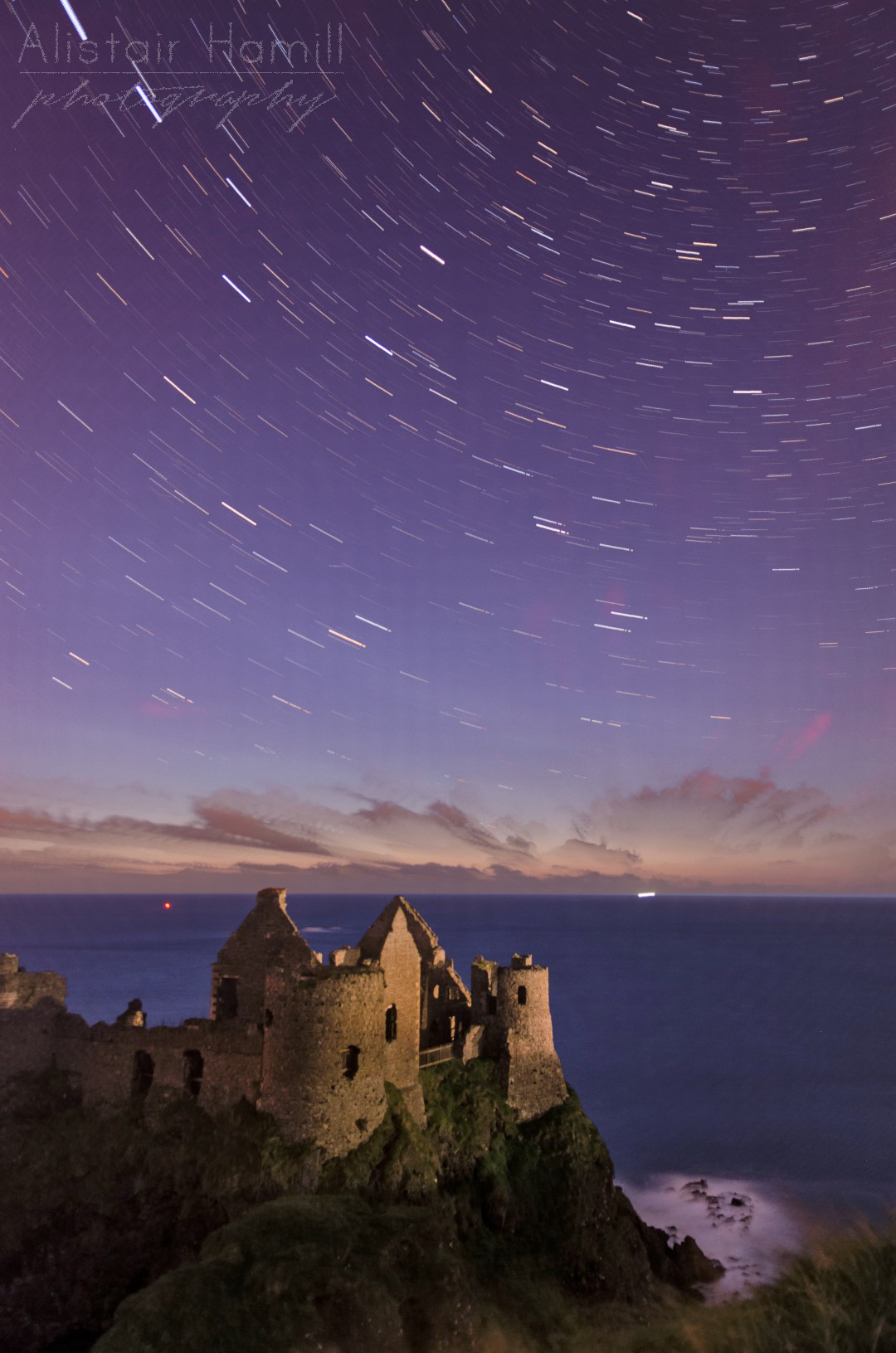 Dunluce star trails processed in PS  lower curves (Large) wm.jpg