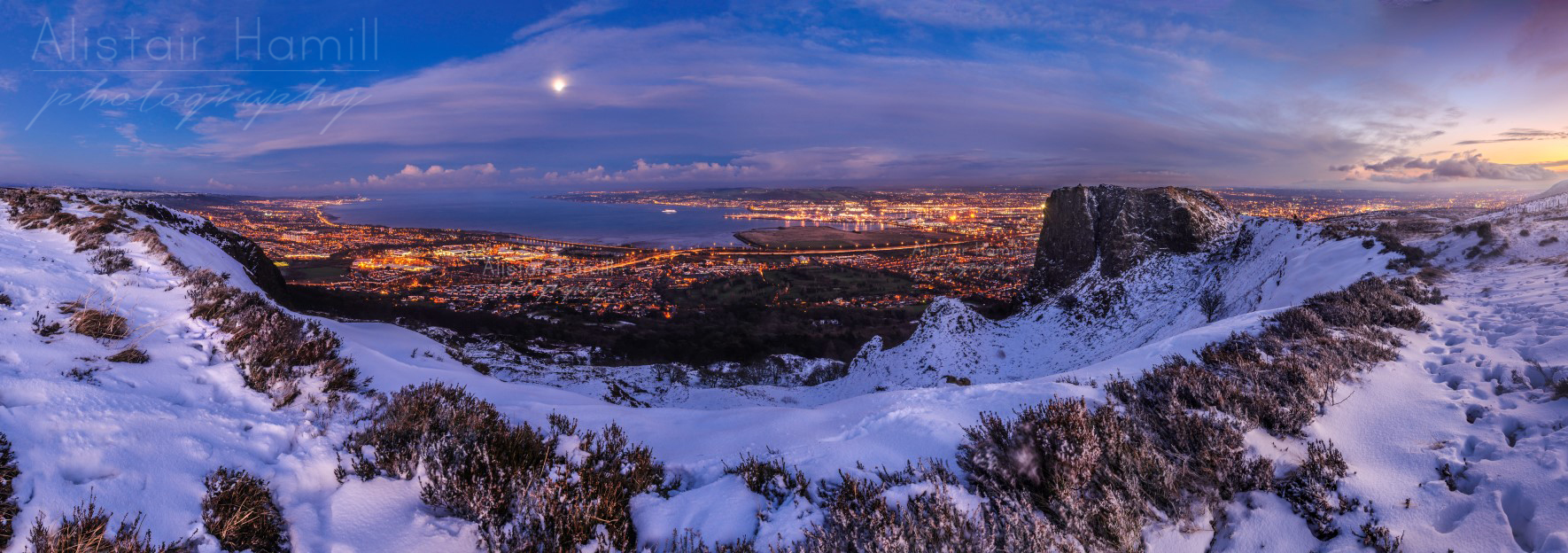 Cavehill snow twiight pano (Large) wm.jpg