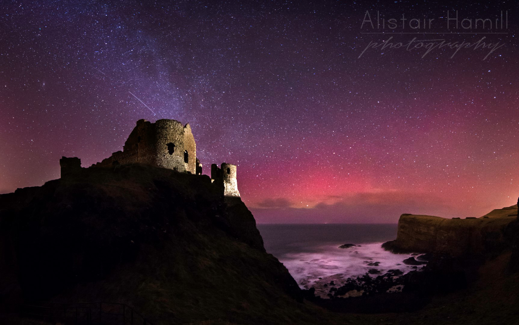 Dunluce aurora down the steps pano 1 (Large) brighter wm.jpg