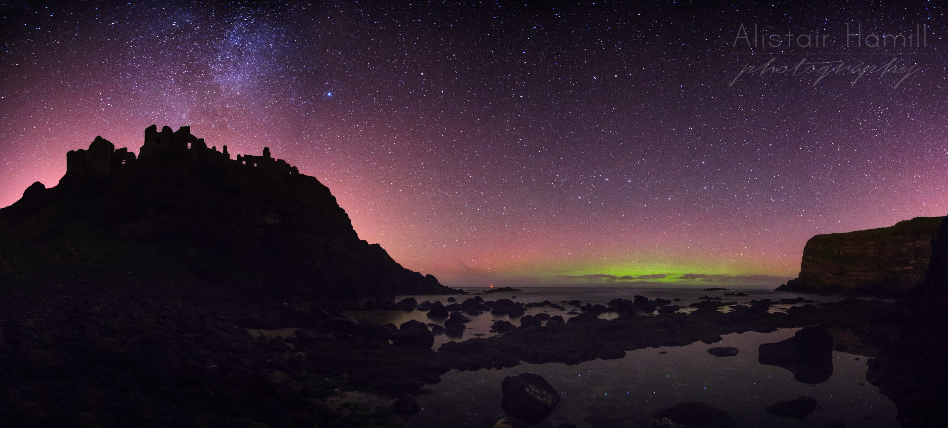 DUnluce aurora from down below pano 1 (Large) wm.jpg