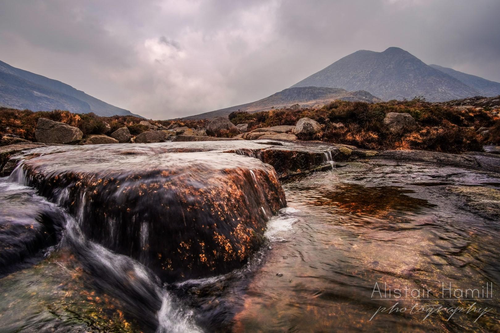 Lamagan water fall river (Large) wm.jpg