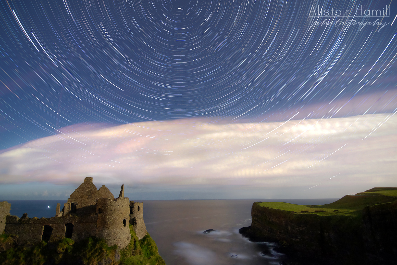Perseids star trail (large) WM.jpg