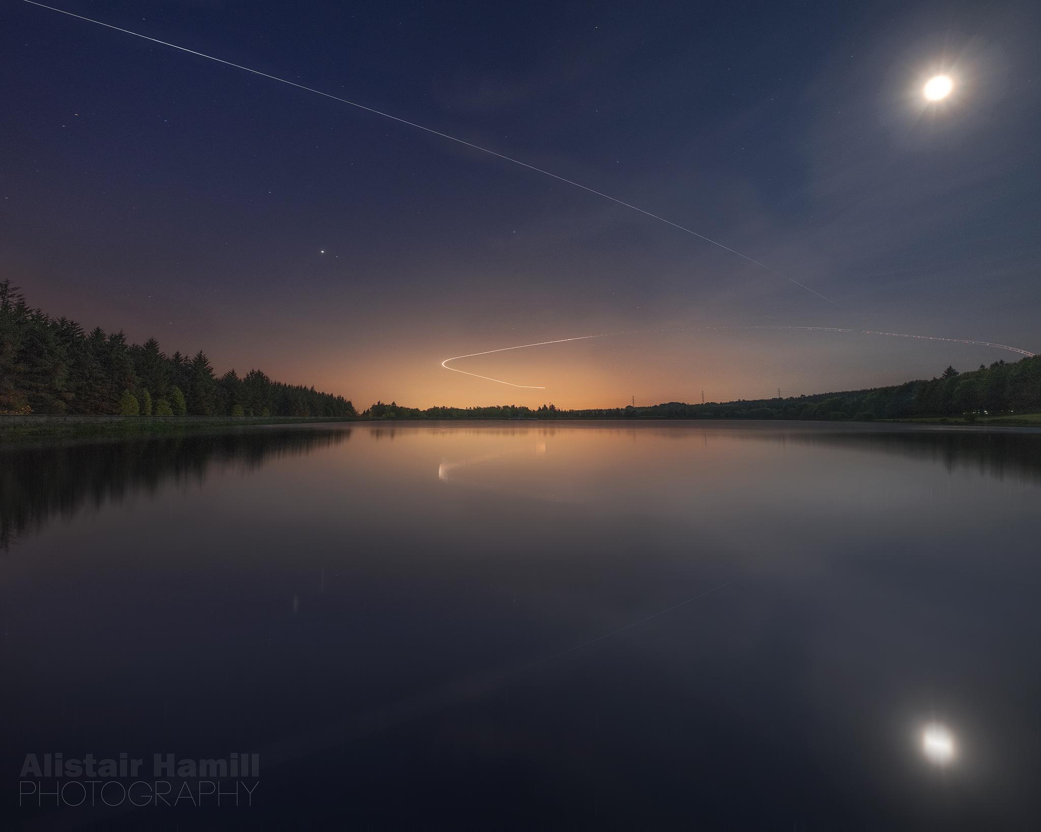 ISS at Woodburn dam (large) WM.jpg