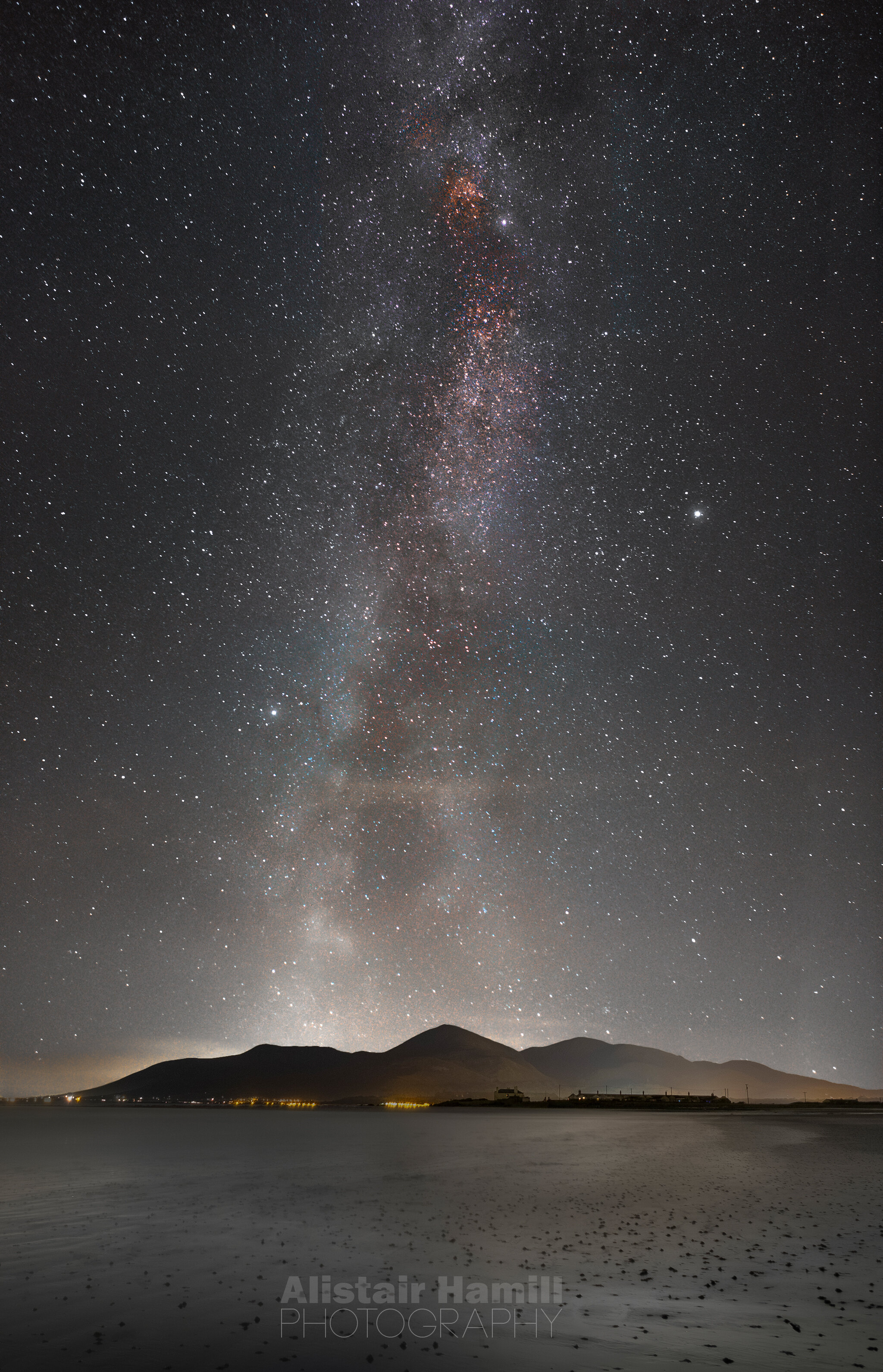 Milky Way from Tyrella