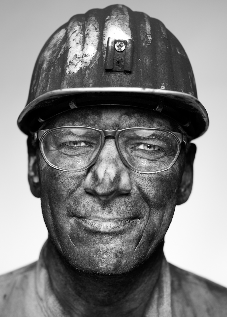 The last coal miners in the Ruhr area, Hamm, Germany