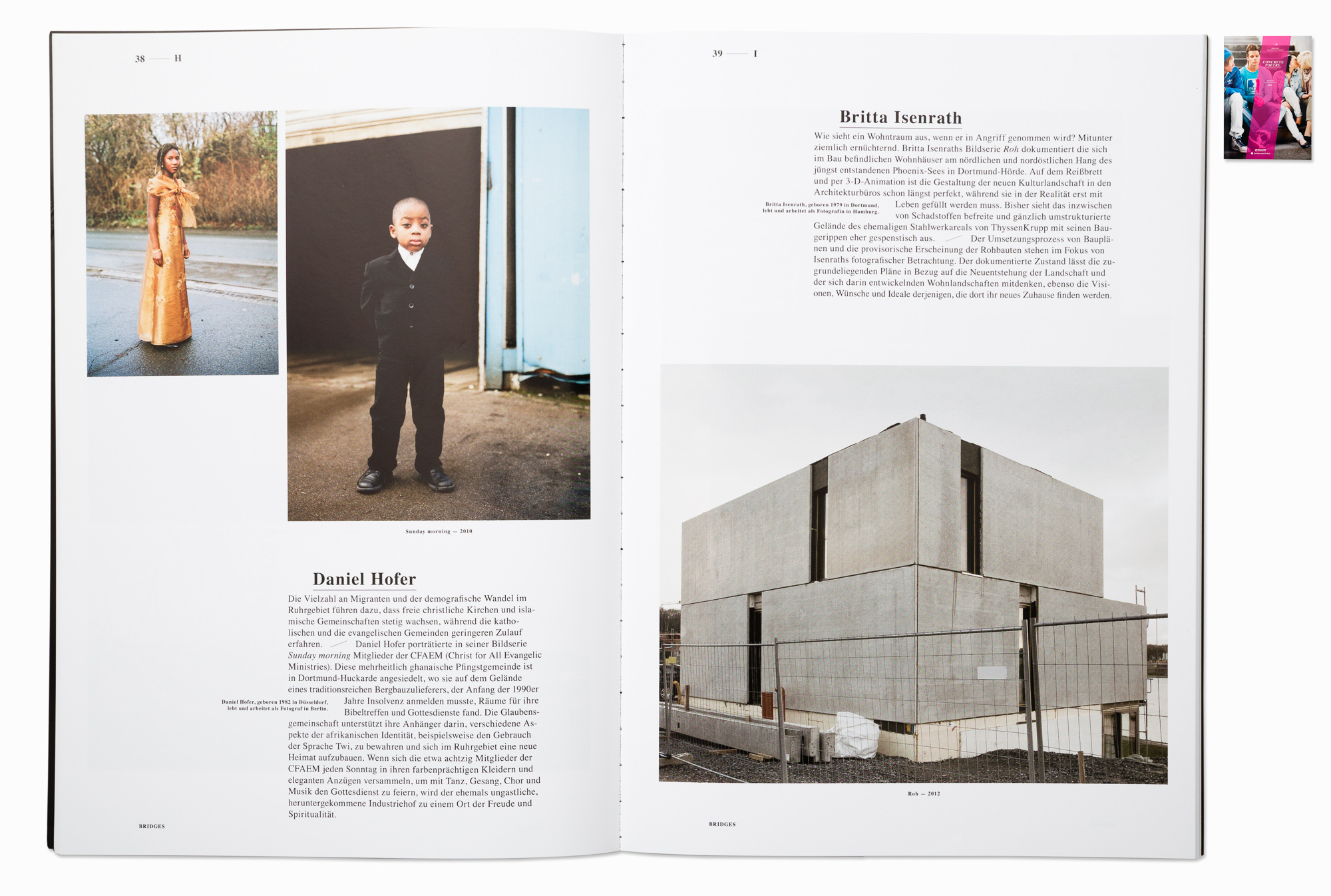 Concrete poetry, exhibition catalogue, Kunstmuseum Bochum, 2013