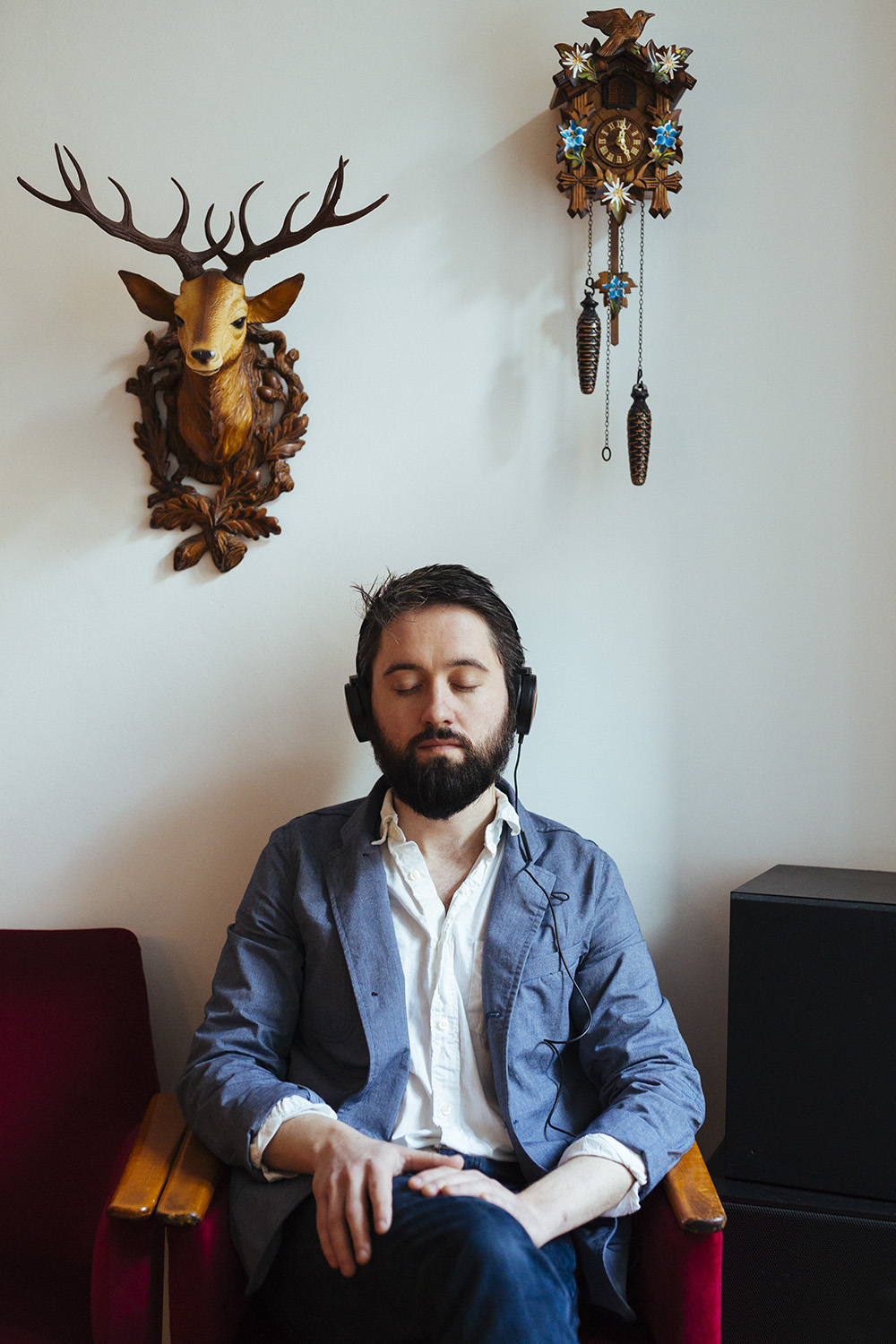 Conor O'Brien (The Villagers ) for Musikexpress, Berlin 2015