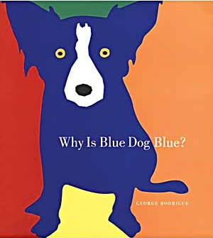 blue dog 1