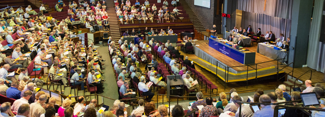 Calvin the Fundamentalist and other General Synod myths