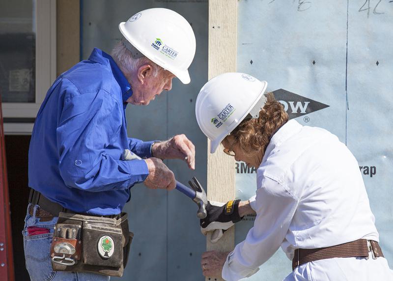 Habitat for Humanity International Jimmy Carter
