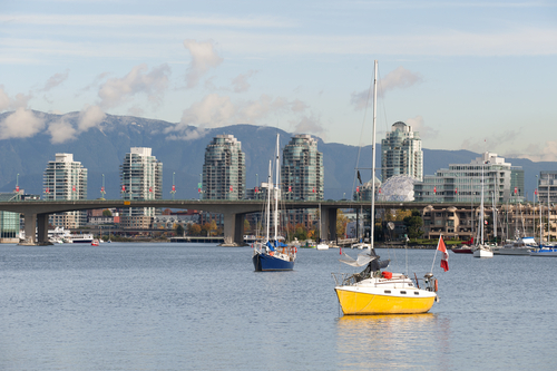 Photo of Vancouver by Shutterstock