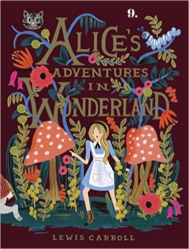 Alice's Adventures in Wonderland Hardcover