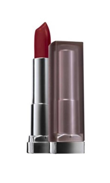 Lipstick:  Maybelline Color Sensational Creamy Matte Lip Color in Devine Wine