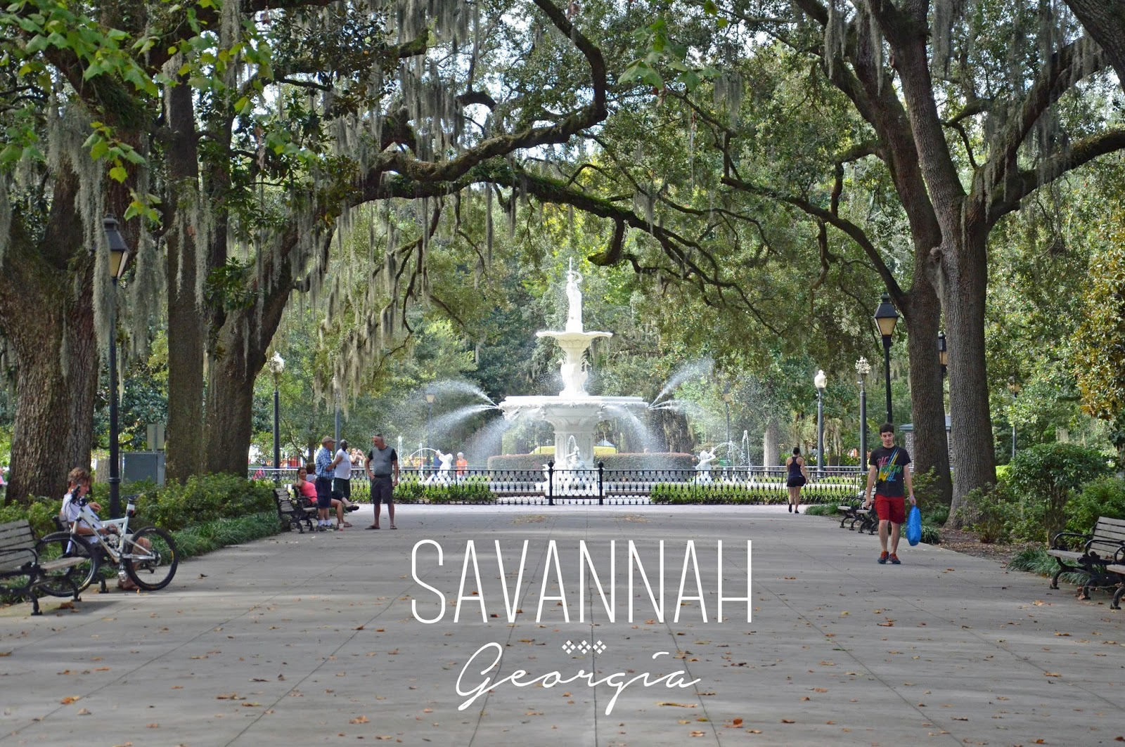 Honeymoon Hotspot: Savannah, Georgia
