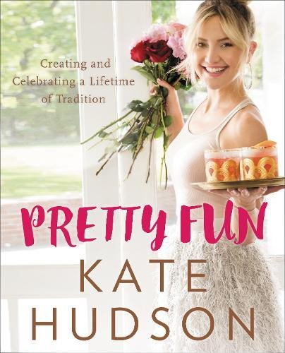 Kate Hudson's New Entertaining Book