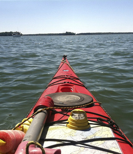 LL Bean Kayak Class