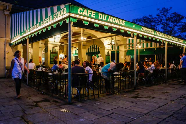 Image Source:  New Orleans Official Guide