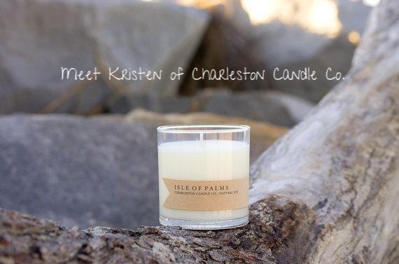 Meet Kristen of Charleston Candle Co.