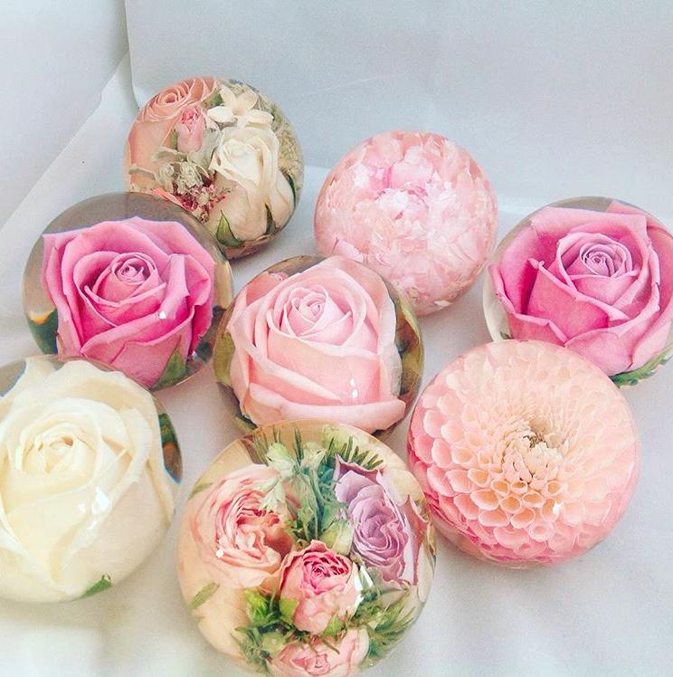 Image Source: Flower Preservation Workshop
