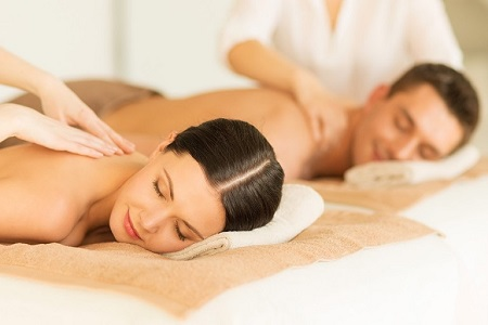 Gift Card for a Couples Massage