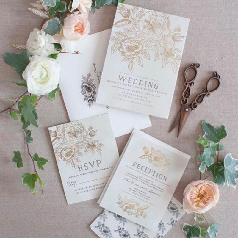Image Source: Minted Weddings