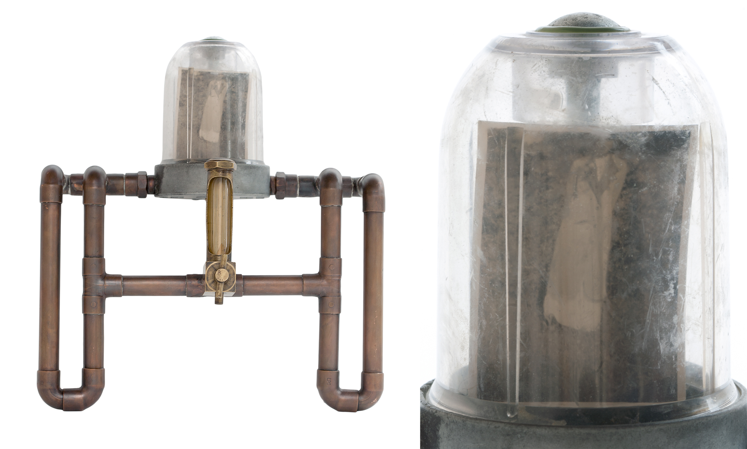 Device for the Distillation of Memory
