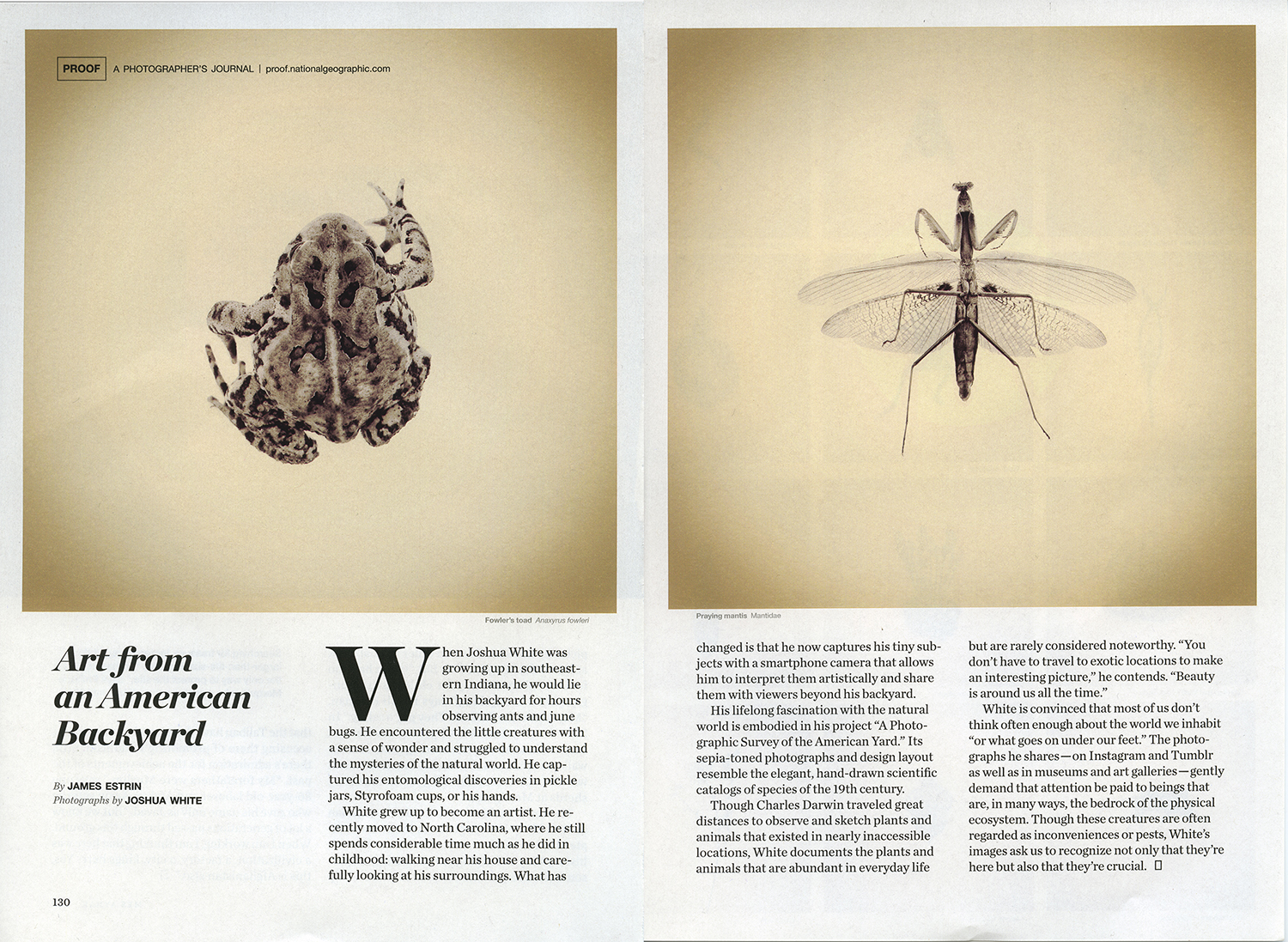 2 Josua White National Geographic Article Page 130 - 131.jpg
