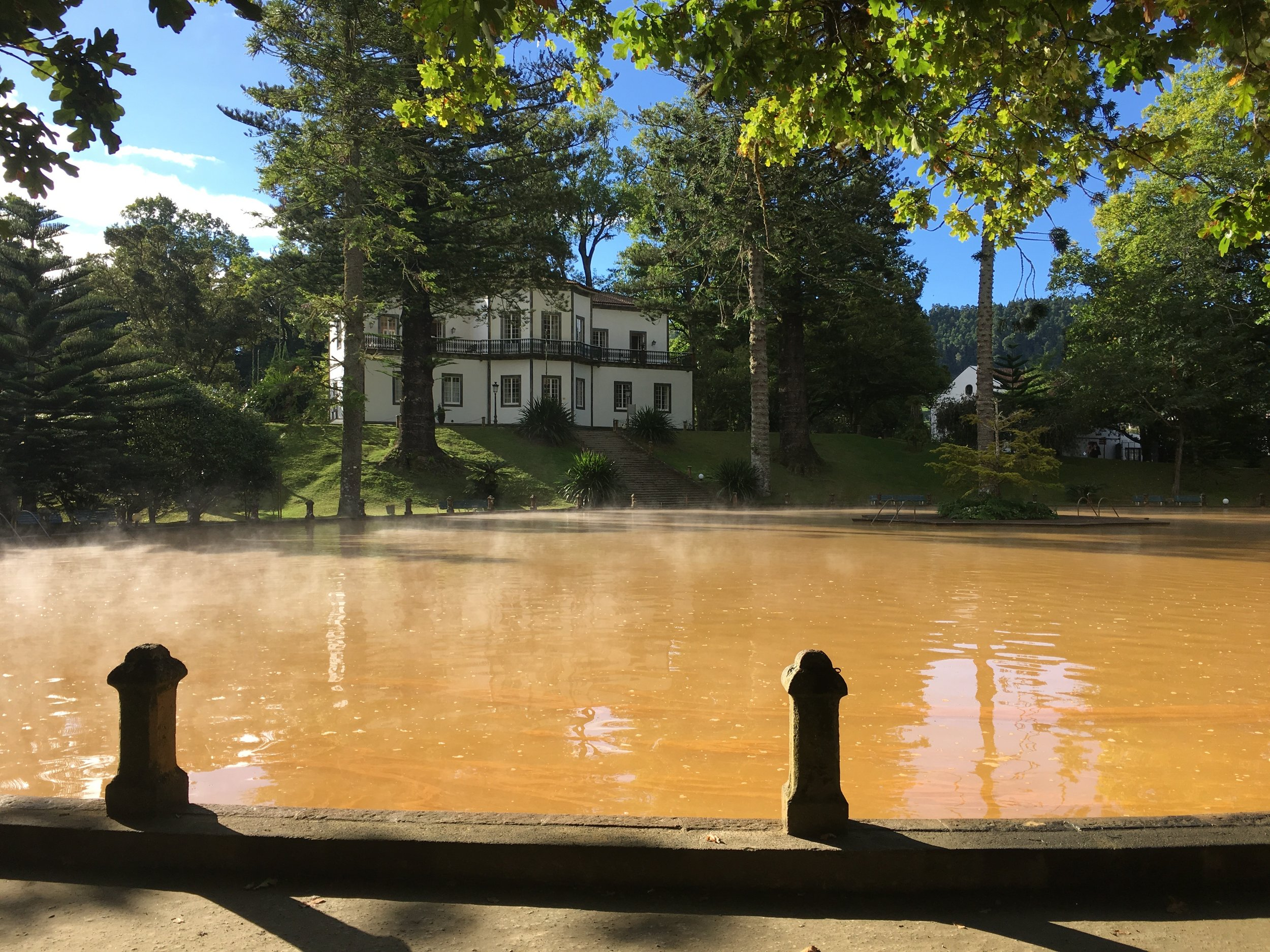Thermal Bath Furnas