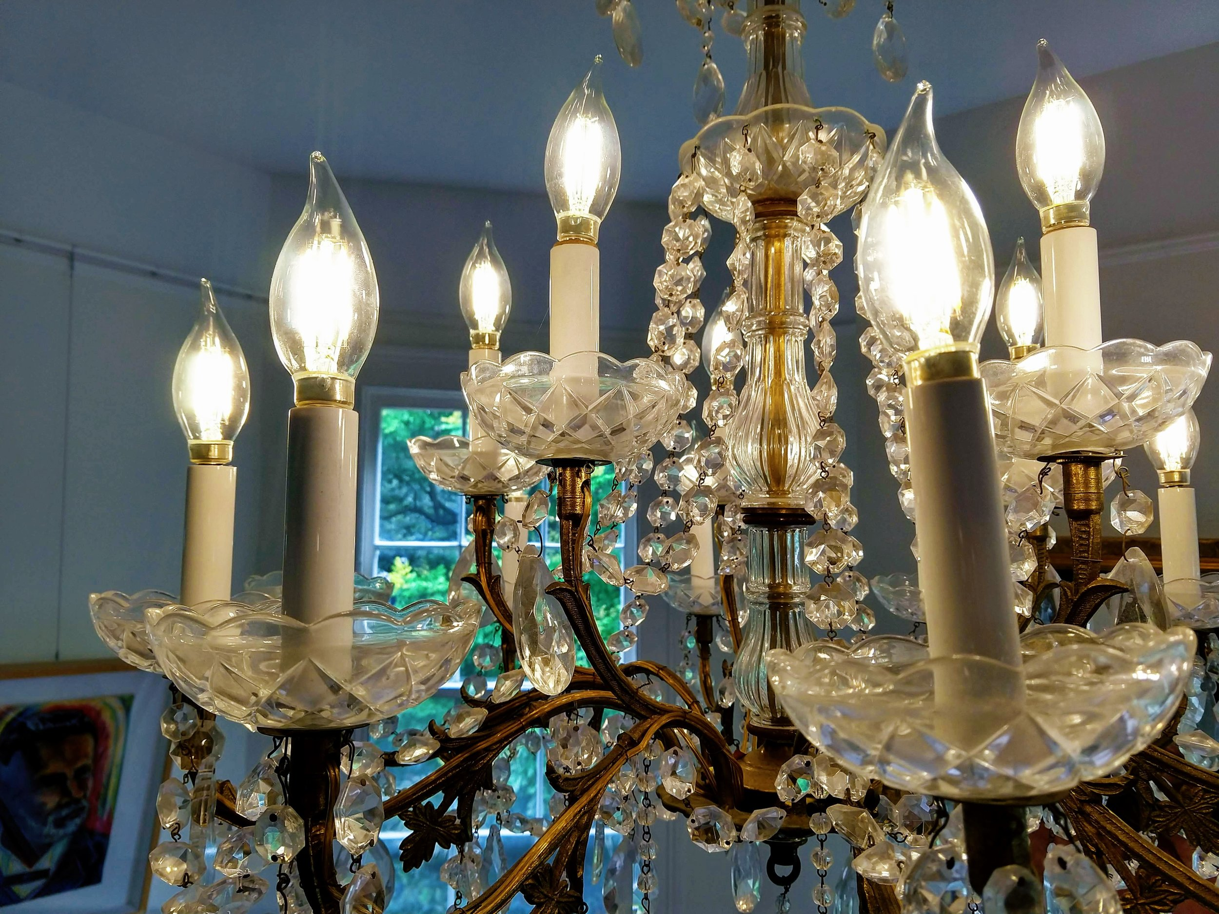 custom fixtures can be upgraded to keep their historic look and feel.