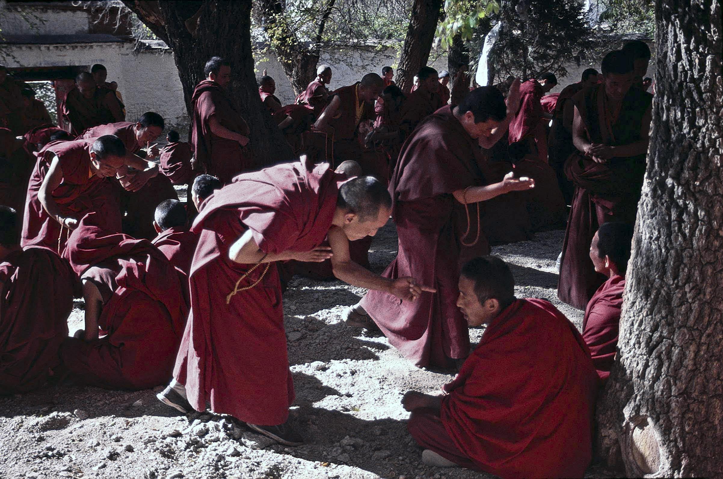 Sera, Tibet