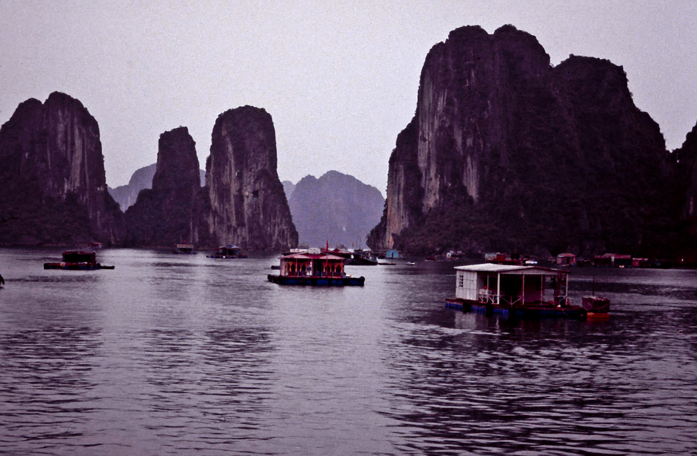 Ha Long Bay, North Viet Nam