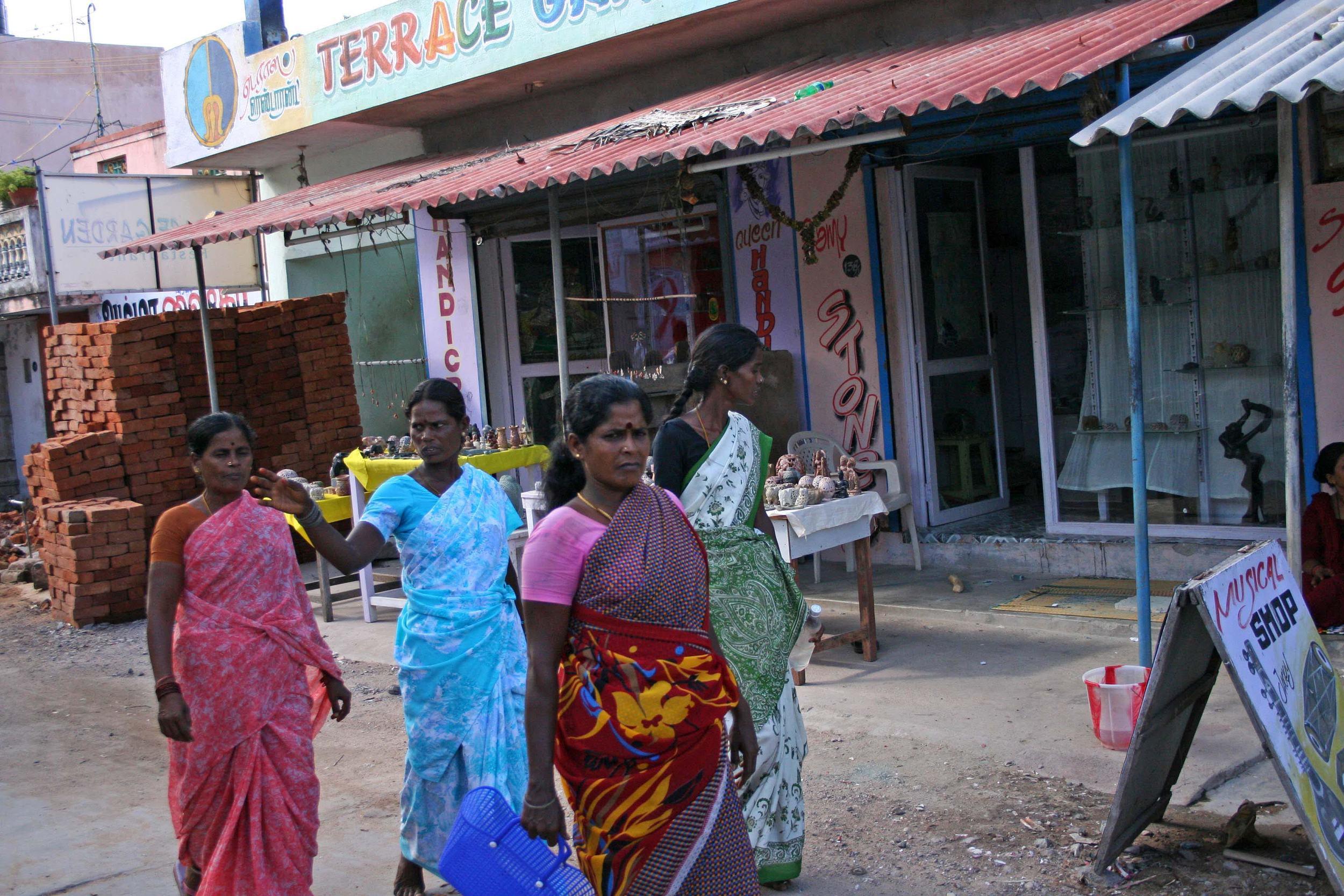 Mamallapuram, India