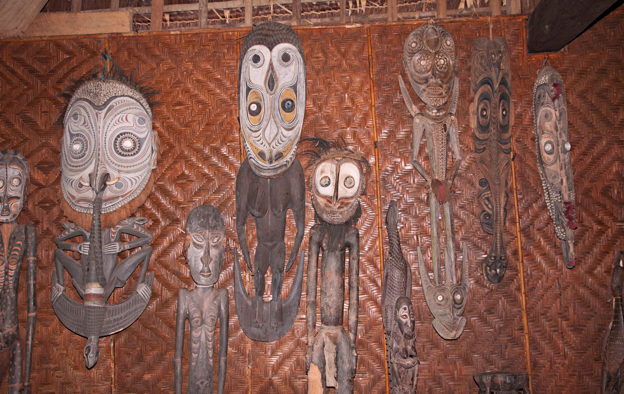 Face Masks, Karawari