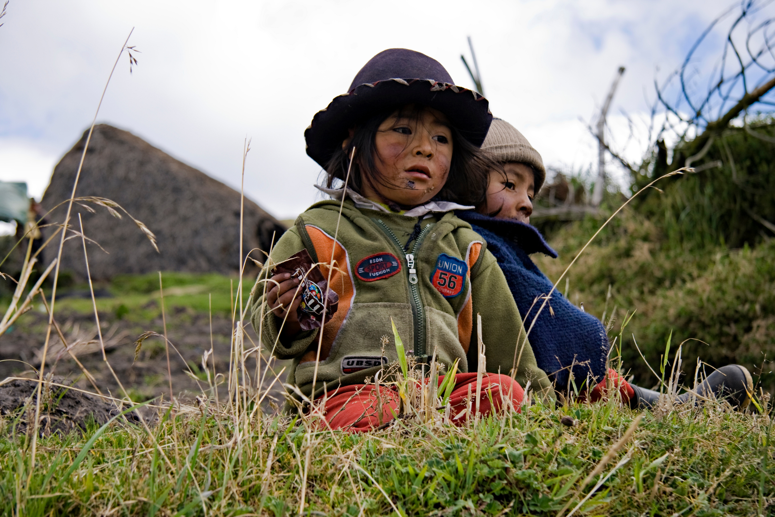 Tigua Community, Andes Mountains