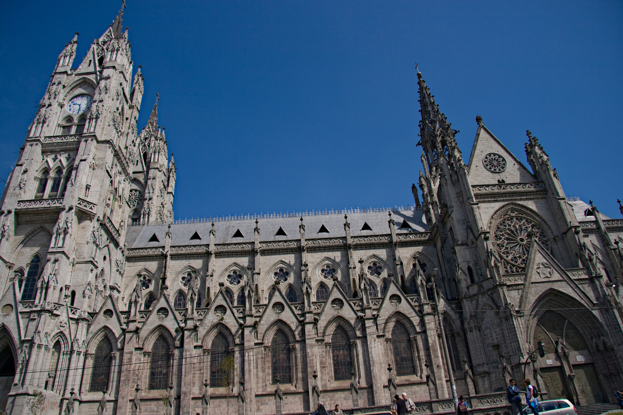 The Cathedral, Quito