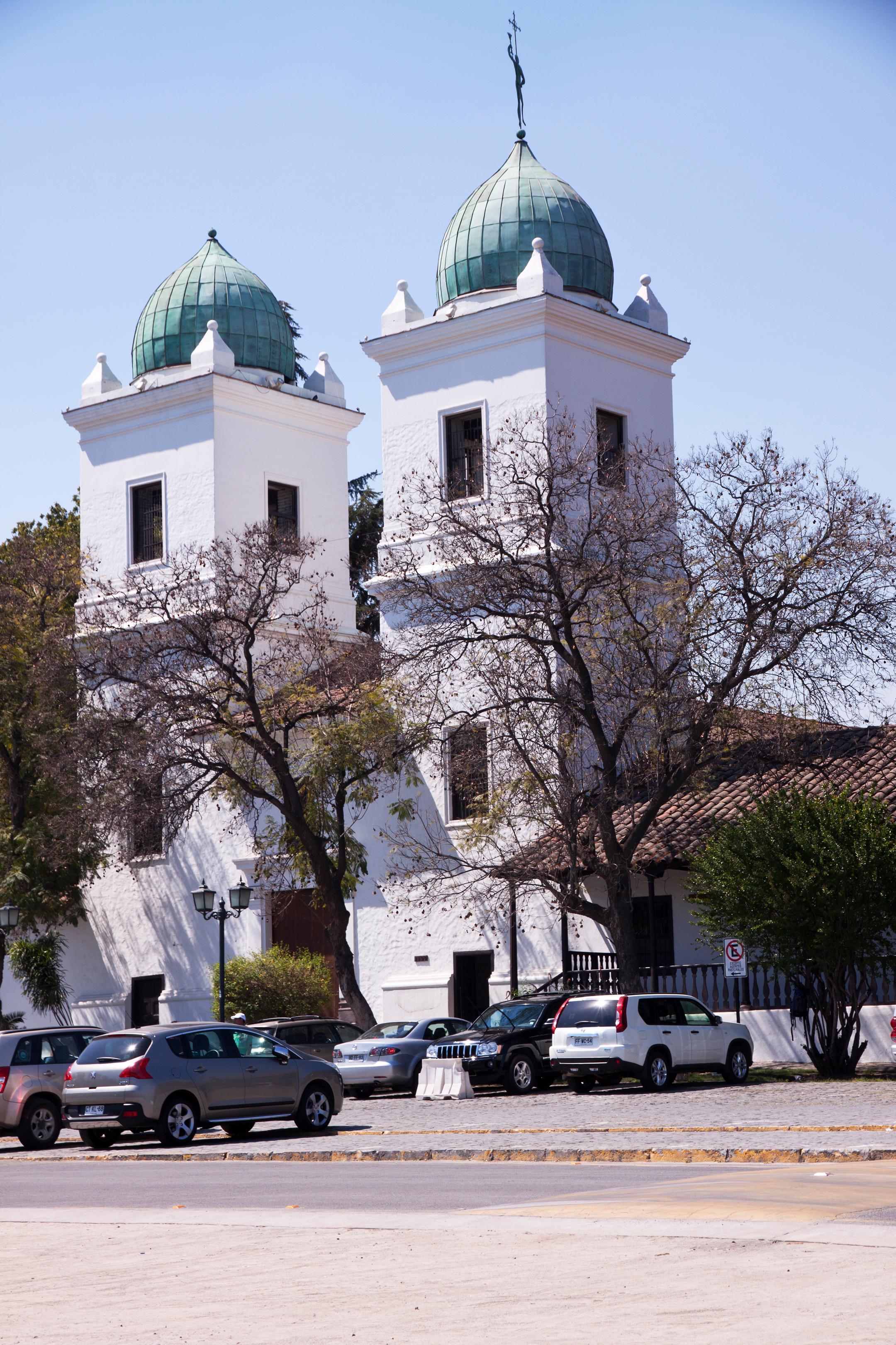Pueblito Los Domingos, Santiago