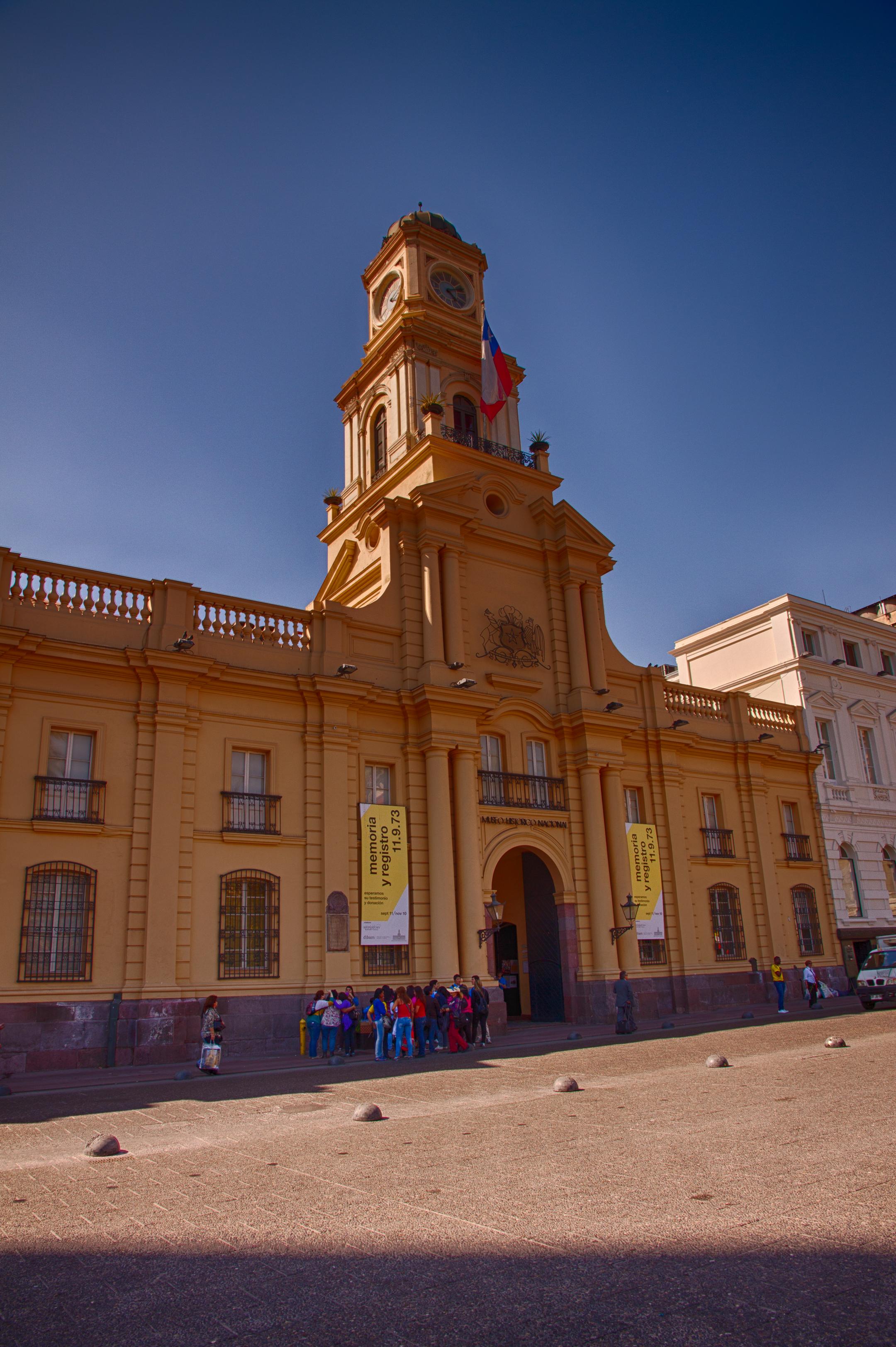 Historical Museum, Santiago