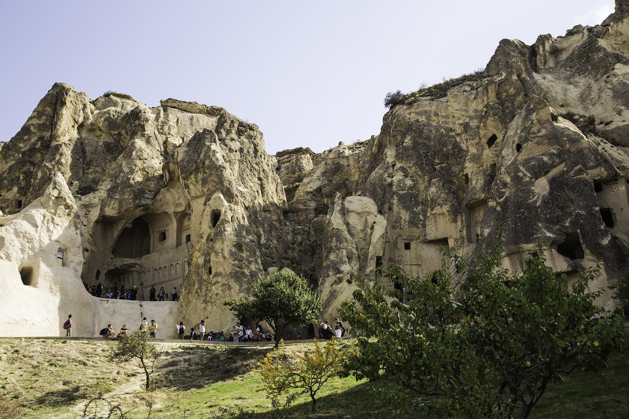 Open Air Museum, Goreme Valley, Cappadocia