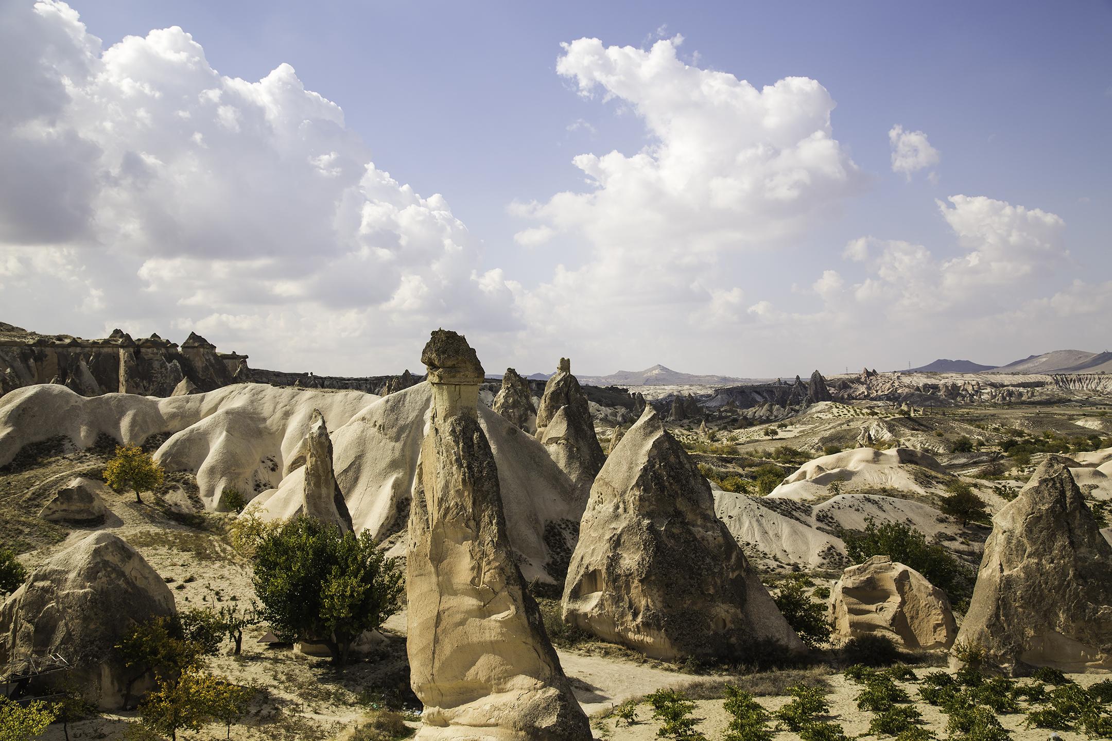 Open Air Museum, Zelve, Cappadocia