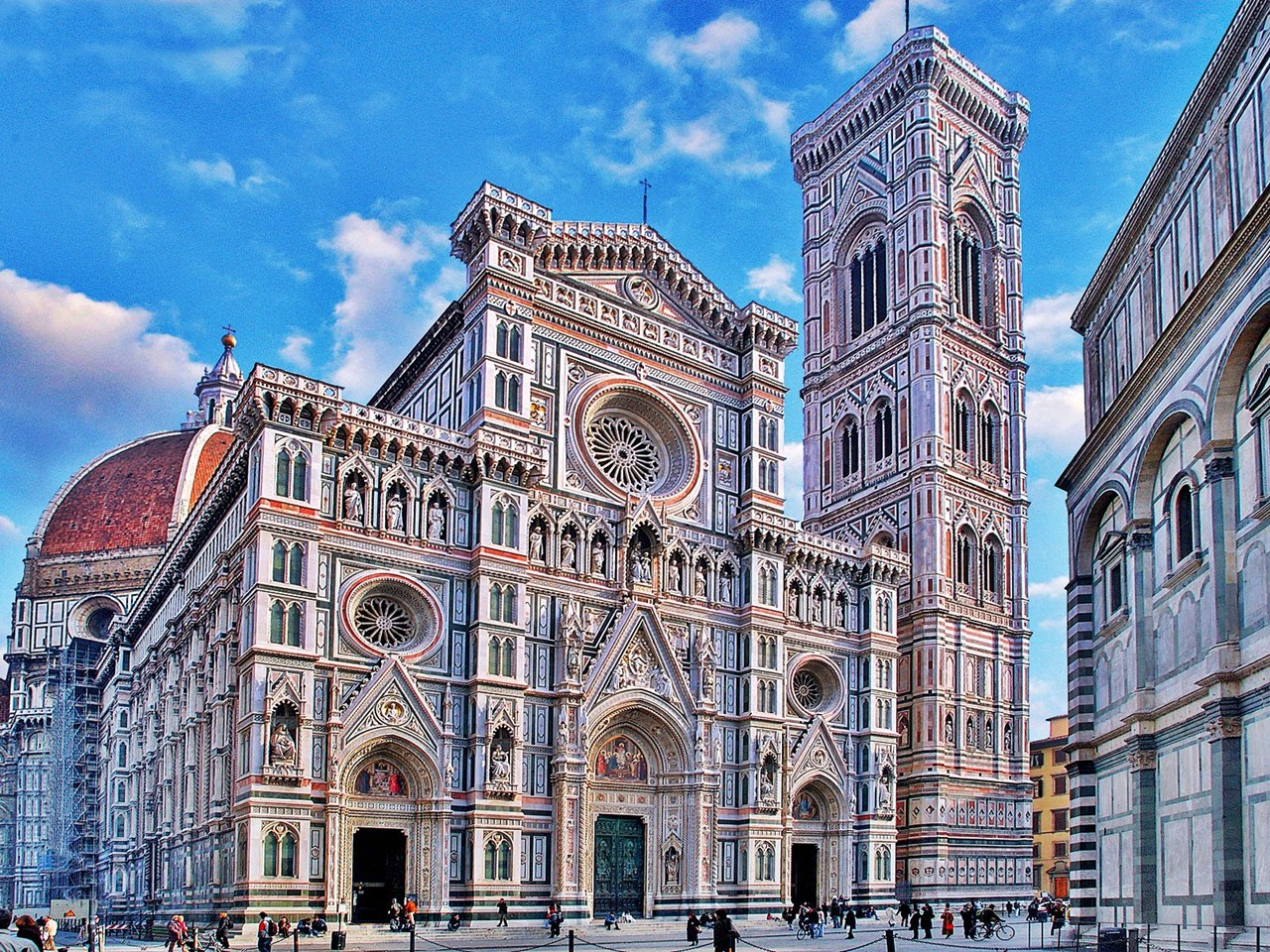 Florence Cathedral (taken from Wikipedia)