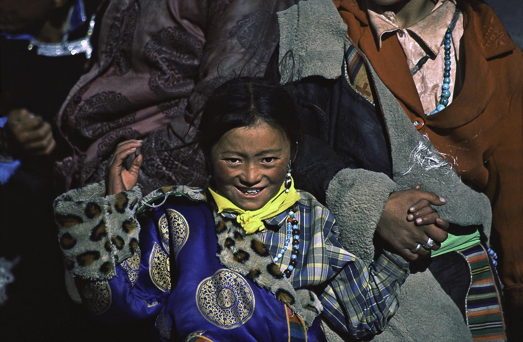 Jokhung Square, Lhasa