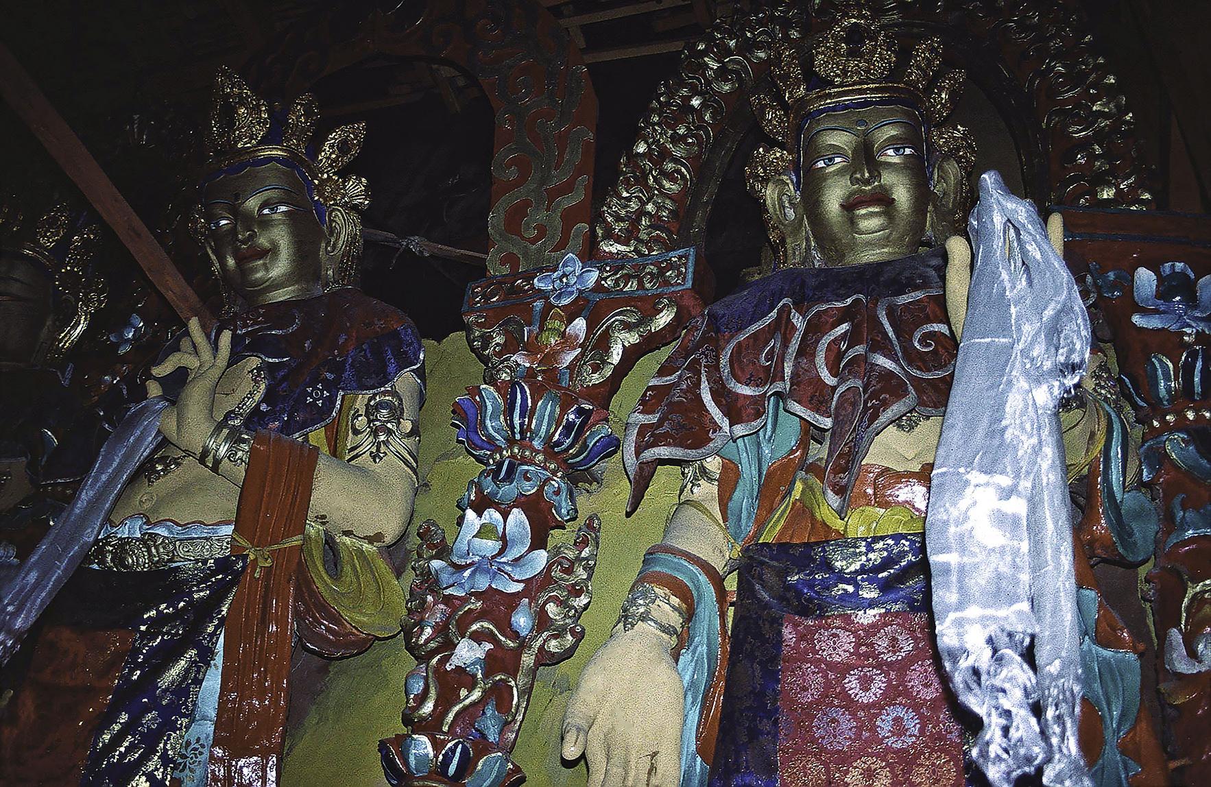 Tashilunpo Monastery, Shigatse