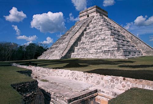 Temple of Kukulkan, referred to as El Castillo