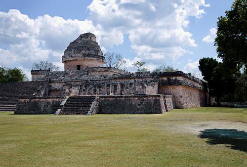 El Caracol, Observatory Temple