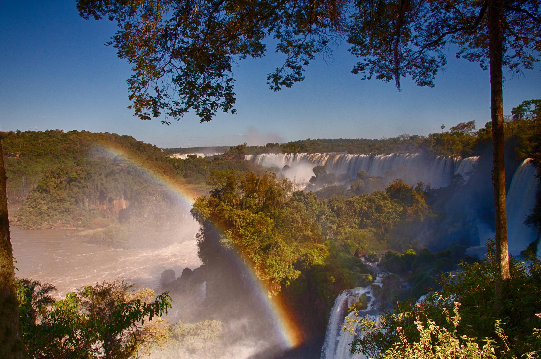 Iguazu Falls, Argentine side