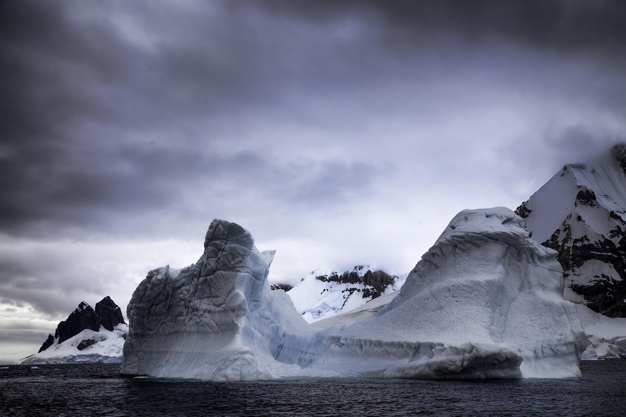 Iceberg Near Danco Island