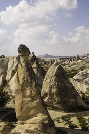 Zelve Fairy Chimneys Cappadocia Turkey